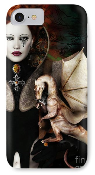 The Last Dragon IPhone Case by Shanina Conway