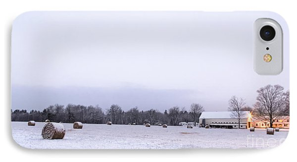 The Last Farm... IPhone Case by Patrick Fennell
