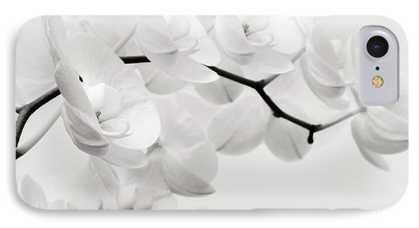 The Last Orchid IPhone 7 Case by Wim Lanclus