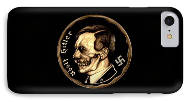 The Last Reich IPhone Case by Fred Larucci