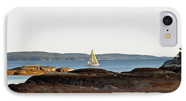 The Last Sail IPhone Case by Christopher Mace