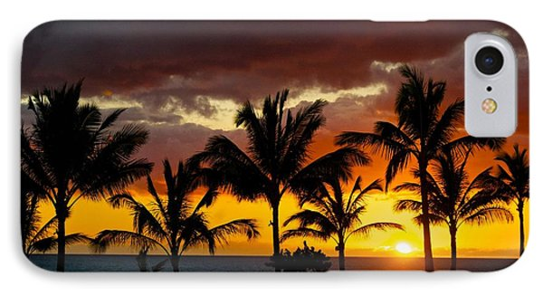 The Last Sunset Phone Case by James Walsh