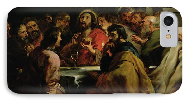 The Last Supper IPhone Case by Rubens