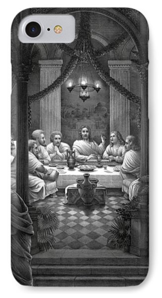 The Last Supper Phone Case by War Is Hell Store