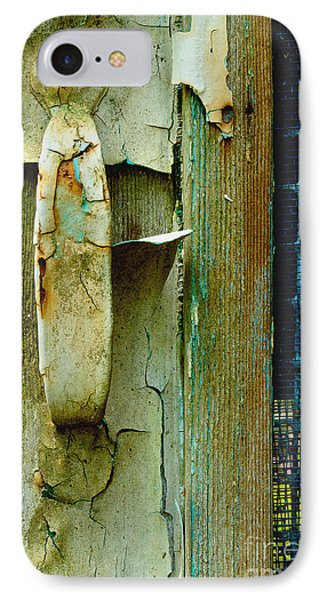 The Layers Of Yesterday IPhone Case by Michael Eingle