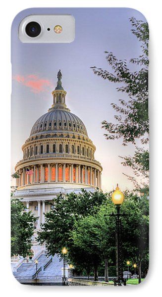 The Legislative Branch Phone Case by JC Findley