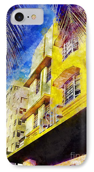 The Leslie Hotel South Beach IPhone 7 Case