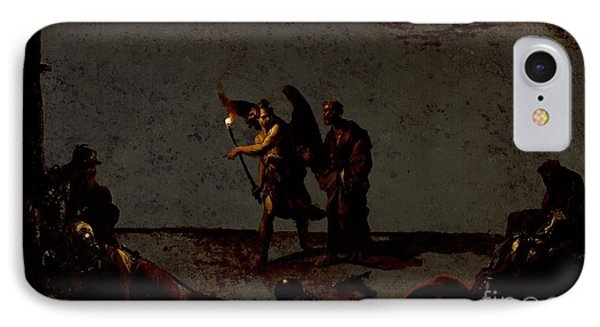 The Liberation Of Saint Peter IPhone Case