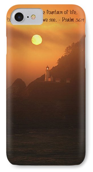 The Light IPhone Case by Bonnie Bruno
