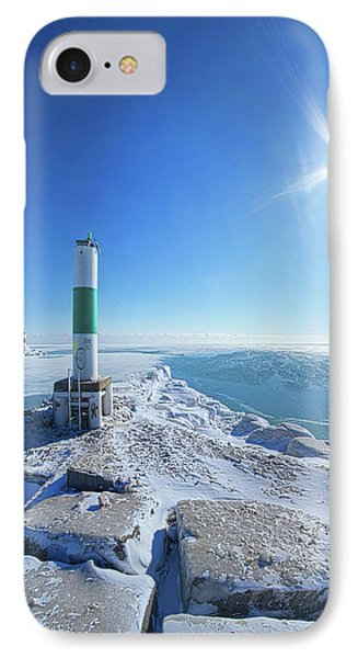 IPhone Case featuring the photograph The Light Keepers by Phil Koch