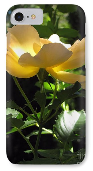 The Light Within 2 IPhone Case by Michelle H