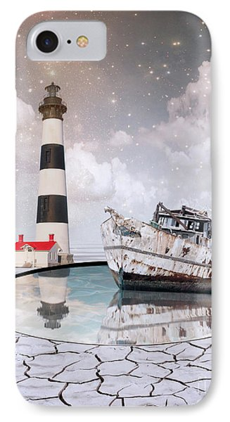 IPhone Case featuring the photograph The Lighthouse by Juli Scalzi
