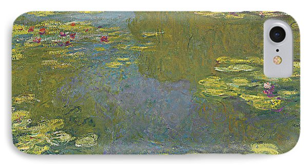 The Lily Pond IPhone Case by Claude Monet