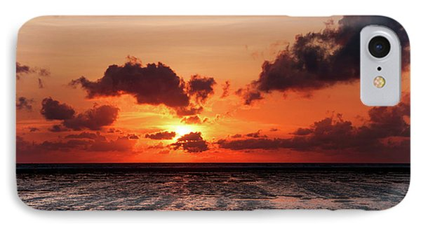 IPhone Case featuring the photograph The Limitless Loving Devotion by Jenny Rainbow