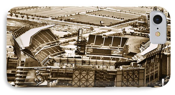 The Linc - Aerial View Phone Case by Bill Cannon