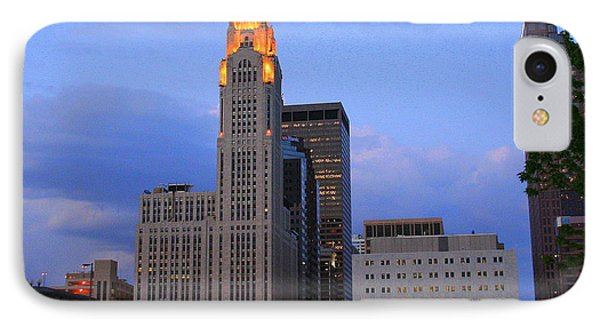 The Lincoln Leveque Tower IPhone Case