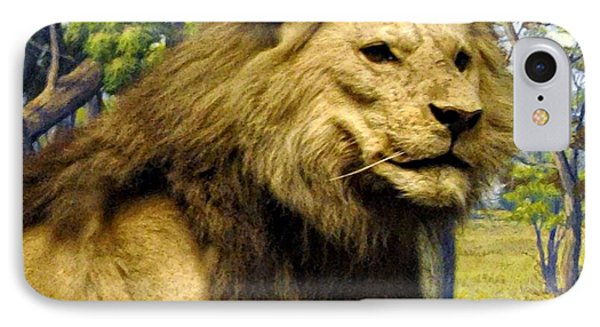 The Lion King IPhone Case by Bill Cannon