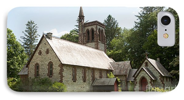 The Little Brown Church In The Vale IPhone Case by Carol Lynn Coronios