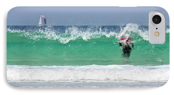 IPhone Case featuring the photograph The Little Mermaid by Terri Waters