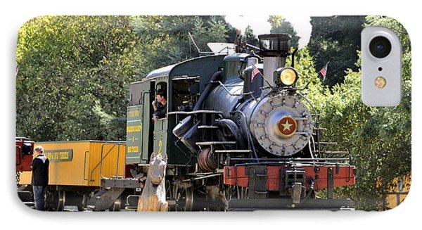The Little Train ... IPhone Case