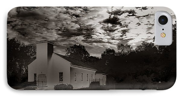 IPhone Case featuring the photograph The Living And The Dead by Joseph G Holland