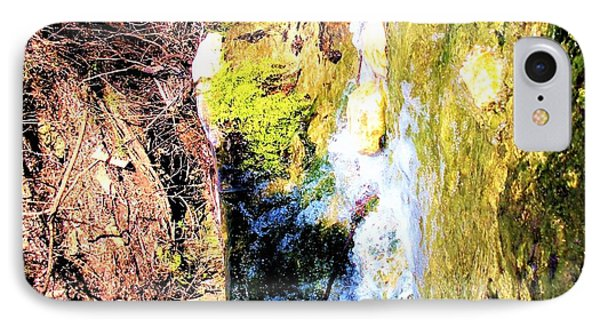 The Living Waters IPhone Case by SeVen Sumet