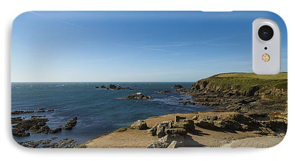 IPhone Case featuring the photograph The Lizard Point by Brian Roscorla