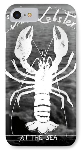 The Lobster IPhone Case by Juan Bosco