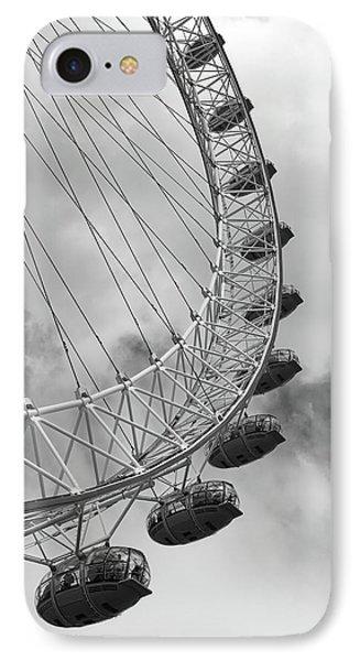 The London Eye, London, England IPhone 7 Case
