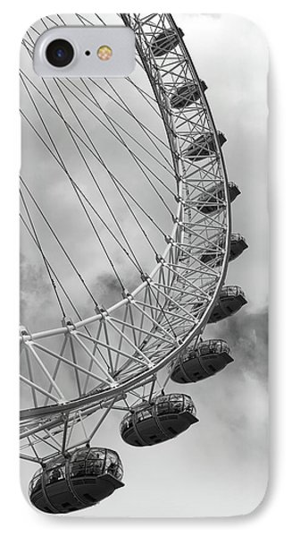 The London Eye, London, England IPhone Case