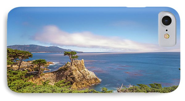 The Lone Cypress Pebble Beach IPhone Case by Scott McGuire