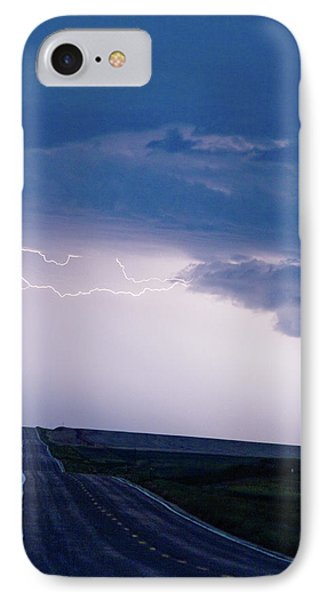 The Long Road Into The Storm Phone Case by James BO  Insogna