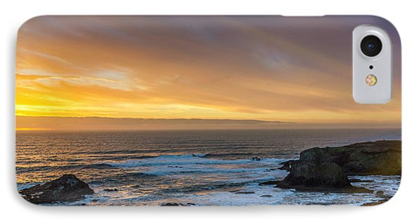 The Long View IPhone Case by James Heckt