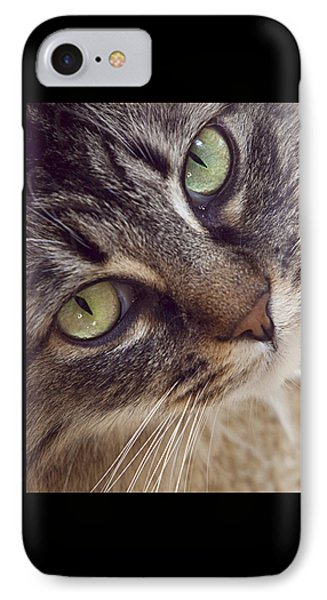 The Look Of Love Phone Case by Lynn Andrews