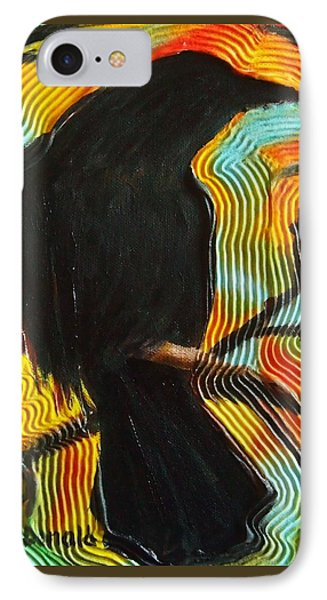 The Lookout IPhone Case by Janet McDonald