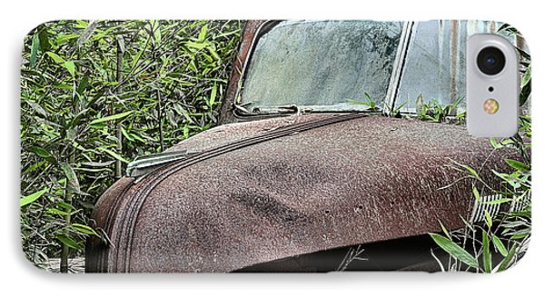 The Lost And Found Pontiac IPhone Case by JC Findley