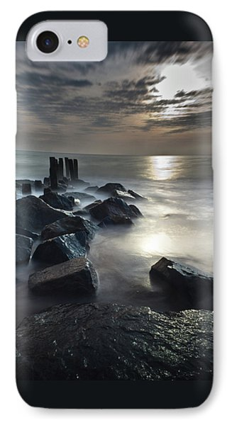 IPhone Case featuring the photograph The Lost Shores by Everett Houser
