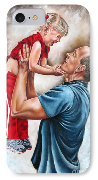 The Love Of The Father Phone Case by Ilse Kleyn