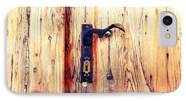 The Lovely Door Handle IPhone Case