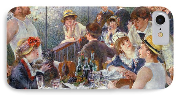 The Luncheon Of The Boating Party IPhone Case