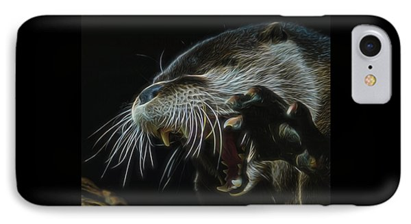 The Mad Otter IPhone Case