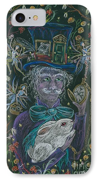 The Maddening Hatter IPhone Case