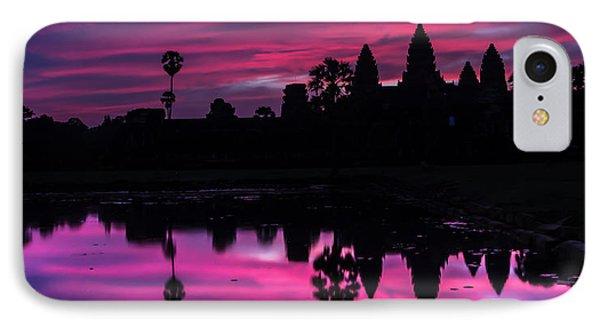 The Magic Of Angkor Wat IPhone Case