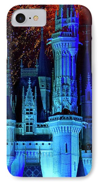The Magic Of Disney IPhone Case by Mark Andrew Thomas