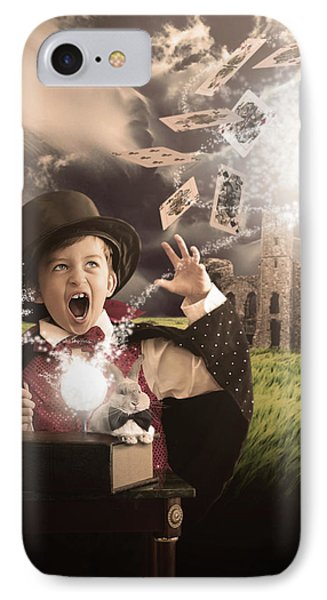 The Magician IPhone Case by Jeremy Martinson