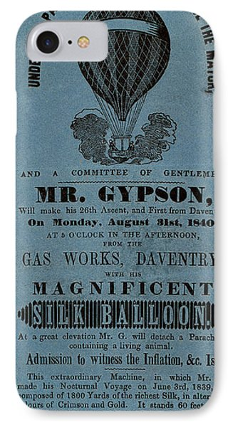 The Magnificent Mr. Gypson IPhone Case
