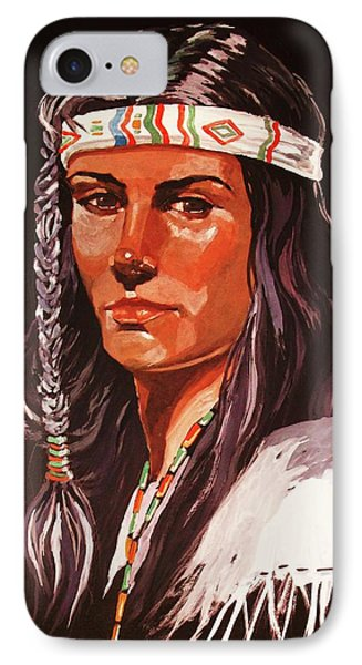 The Maiden IIi IPhone Case