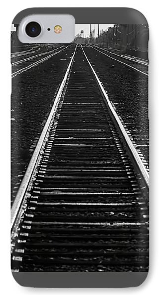 The Main Line IPhone Case by Marvin Spates