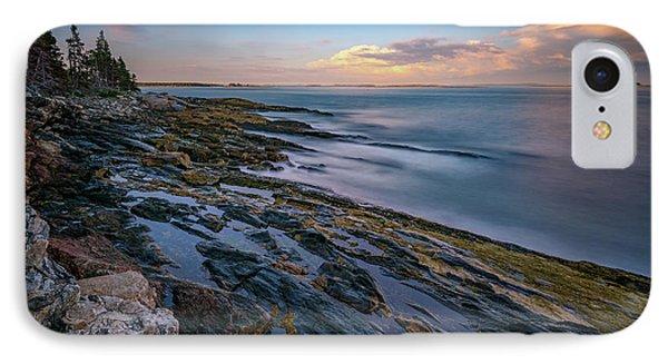 The Maine Coast IPhone Case by Rick Berk