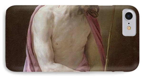 The Man Of Sorrows IPhone Case by Guido Reni